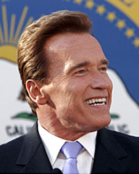 arnold schwarzenegger biografie und filmografie - Arnold Schwarzenegger Lebenslauf
